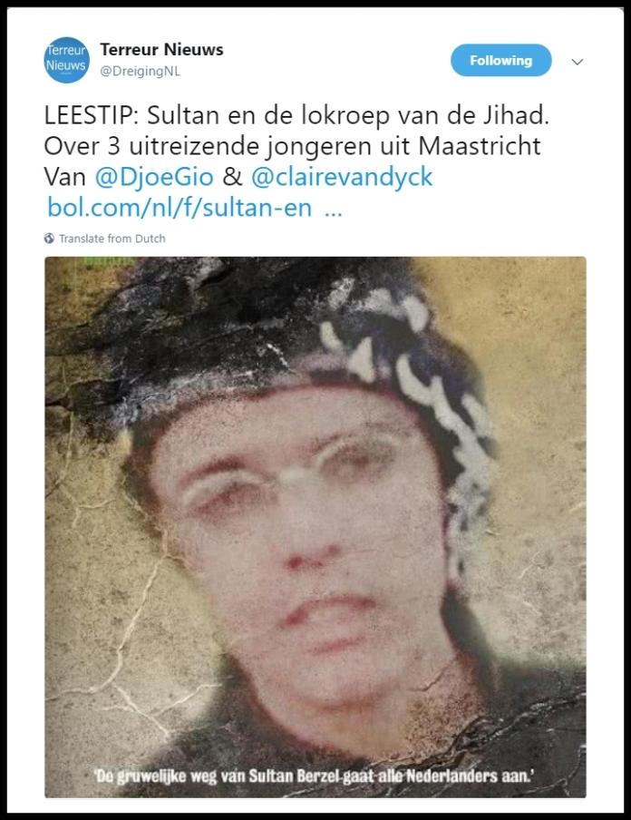 39 sultan en de lokroep van de jihad 39 recensies en for Tegels van dyck